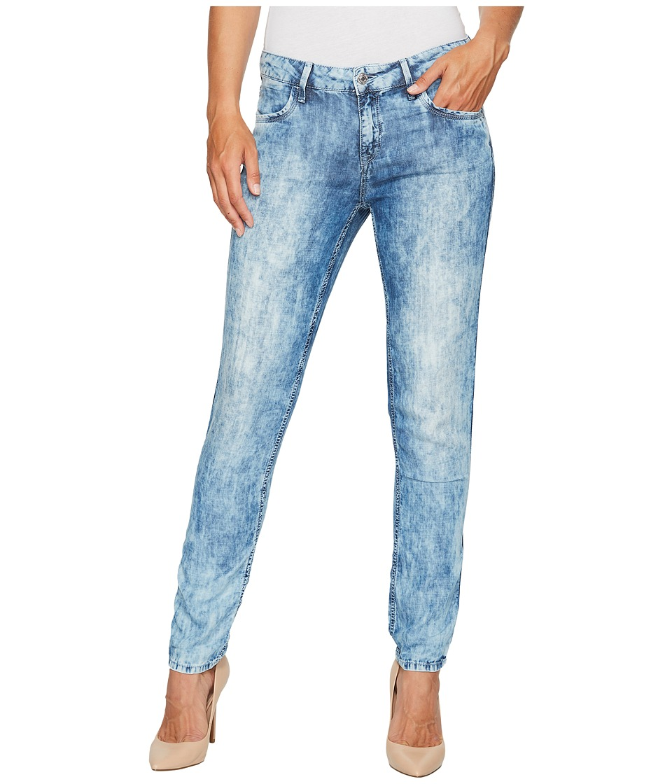 Mavi Jeans Nora Indigo Tencel Pants (Light Blue) Women