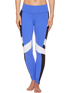 Lux Tights   Color Block by Reebok