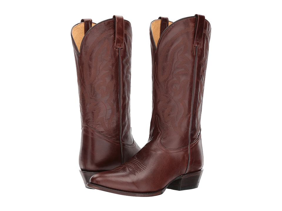 Roper Cassidy (Brown Leather Vamp) Cowboy Boots