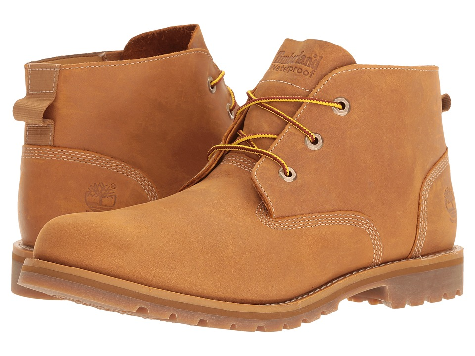 Timberland - Larchmont Waterproof Chukka (Wheat) Men's Waterproof Boots