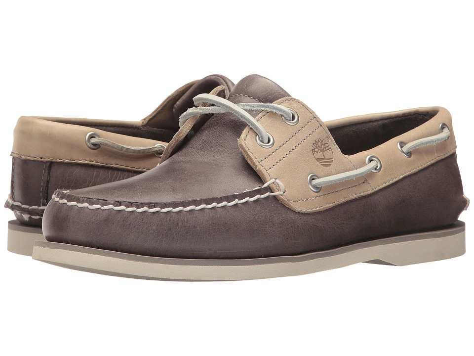 Timberland Classic Boat 2-Eye (Steeple Grey) Men