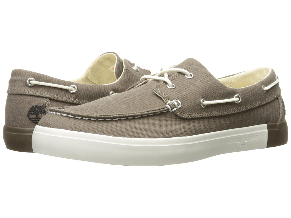 Timberland - Union Wharf 2-Eye Boat Ox (Canteen) Men's Lace up casual Shoes