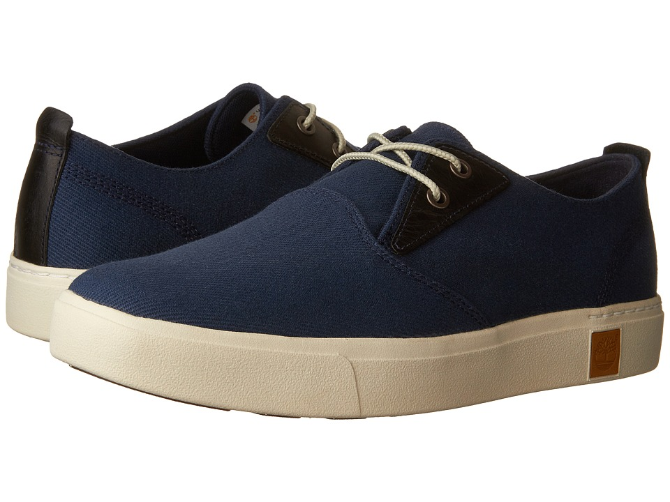 Timberland - Amherst Canvas (Black Iris) Men's Shoes