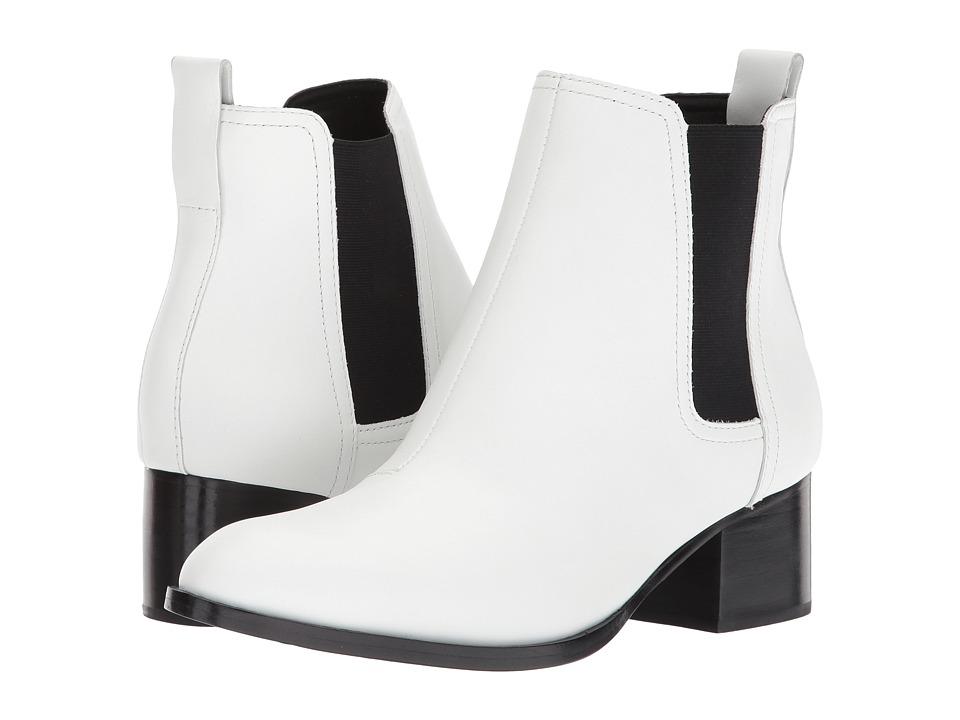 rag & bone Walker Boot (White) Women