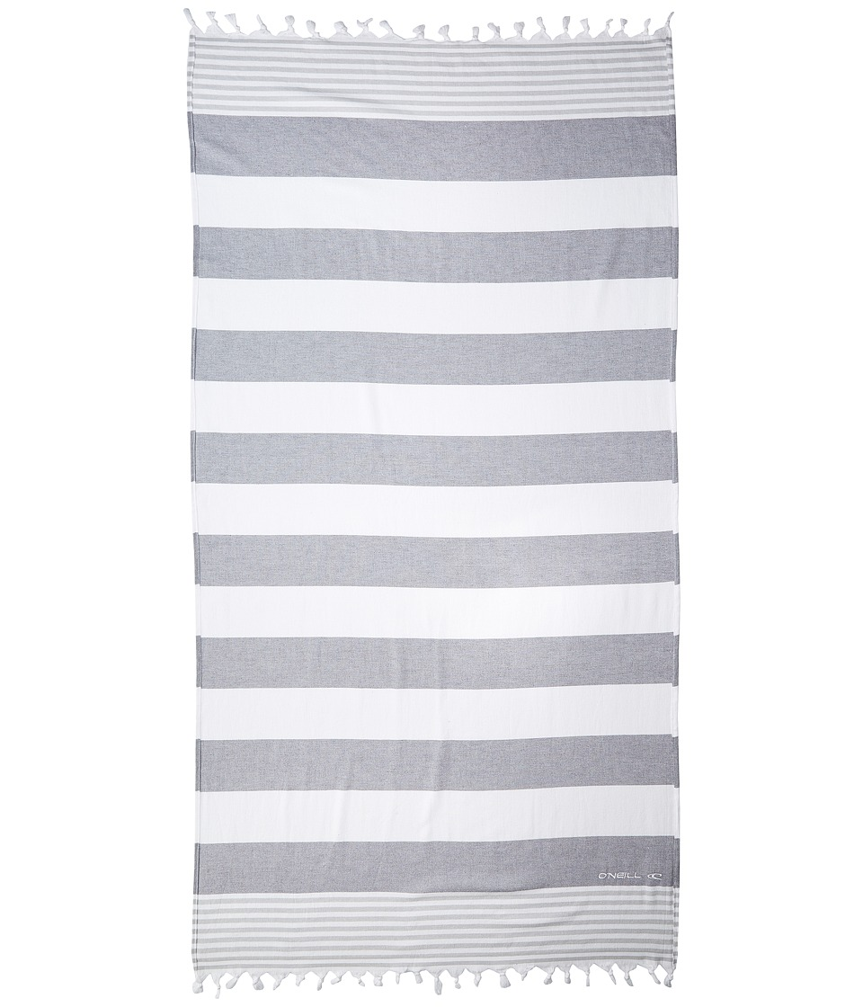 O'Neill - Caribbean (Grey) Bath Towels