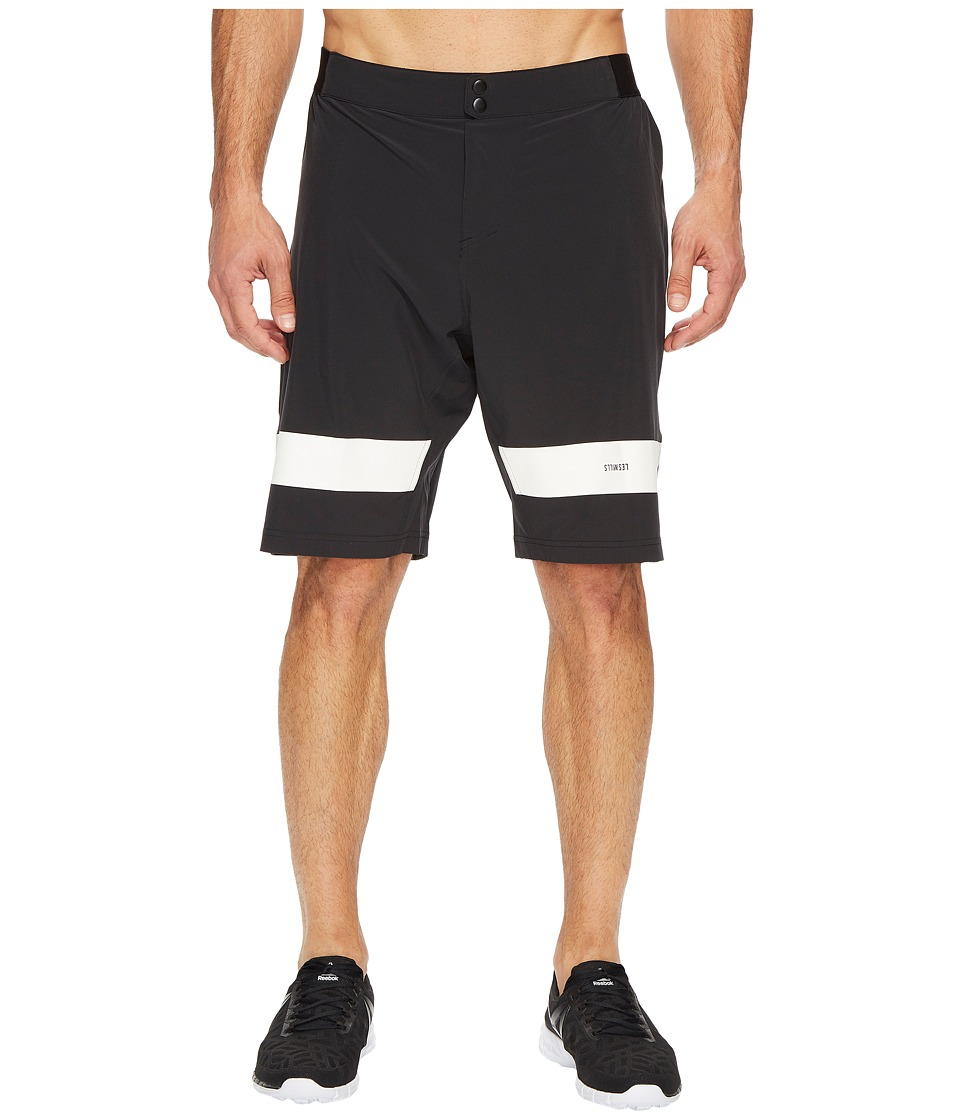 Reebok - LM Shorts (Black) Men's Shorts