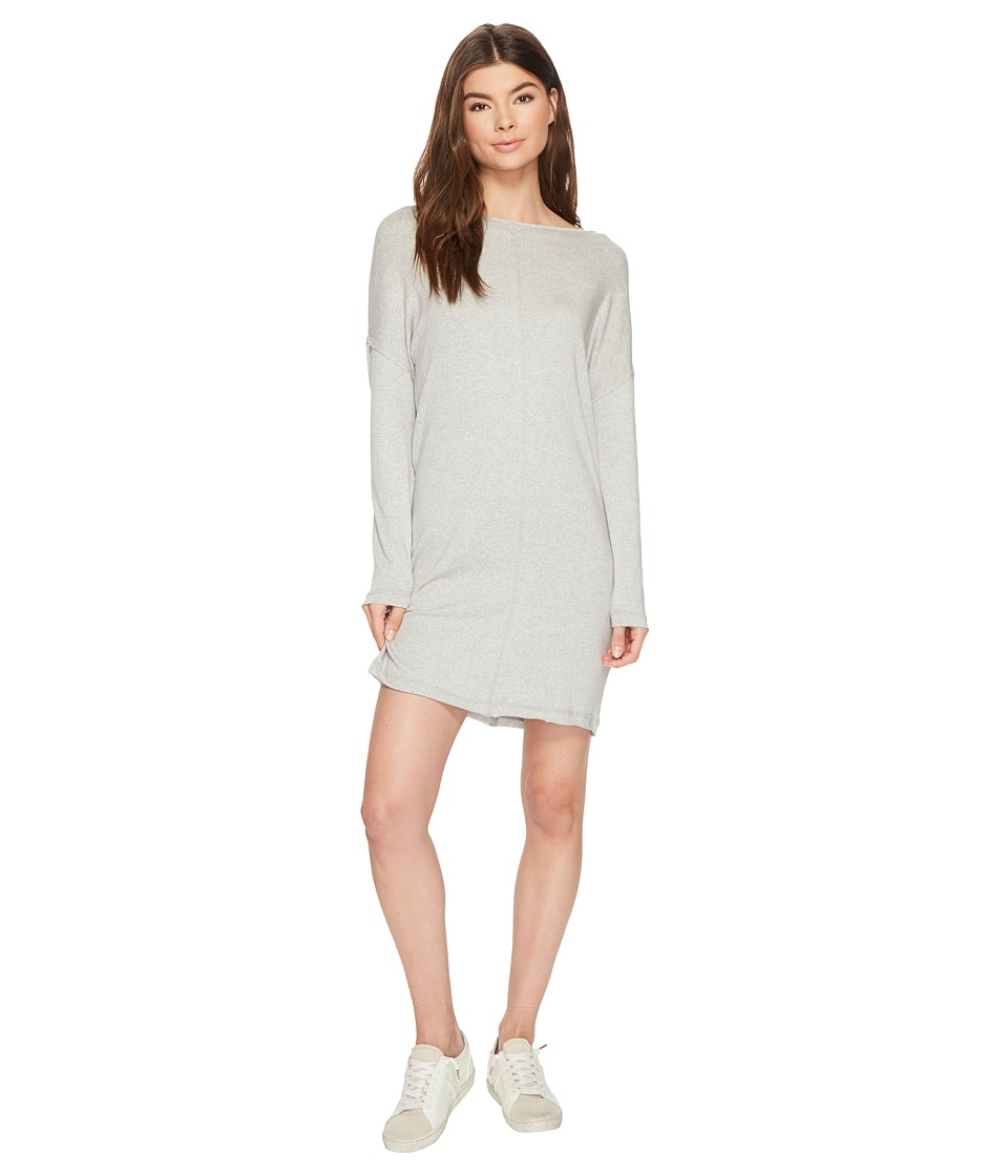 Billabong Only One Dress (Athletic Grey) Women