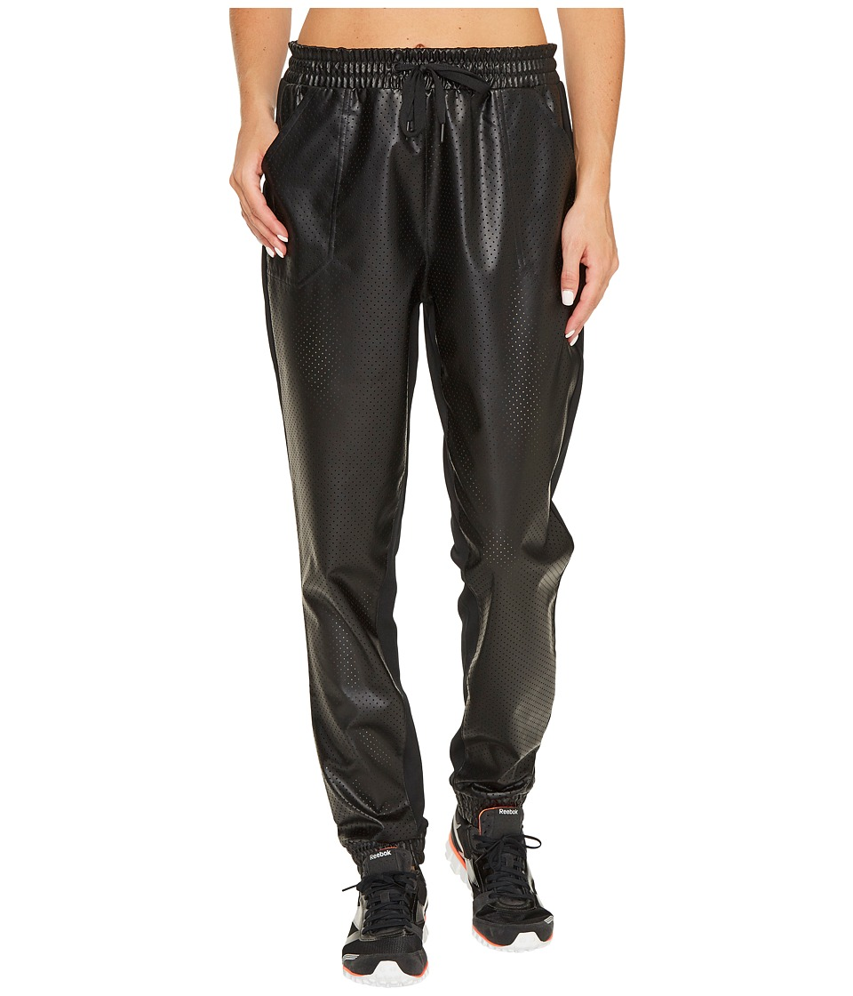 Reebok - C Jogger (Black) Women's Casual Pants