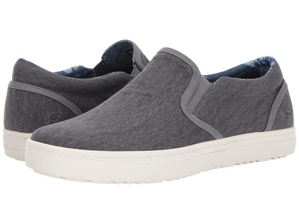 SKECHERS Alven Derico (Grey) Men