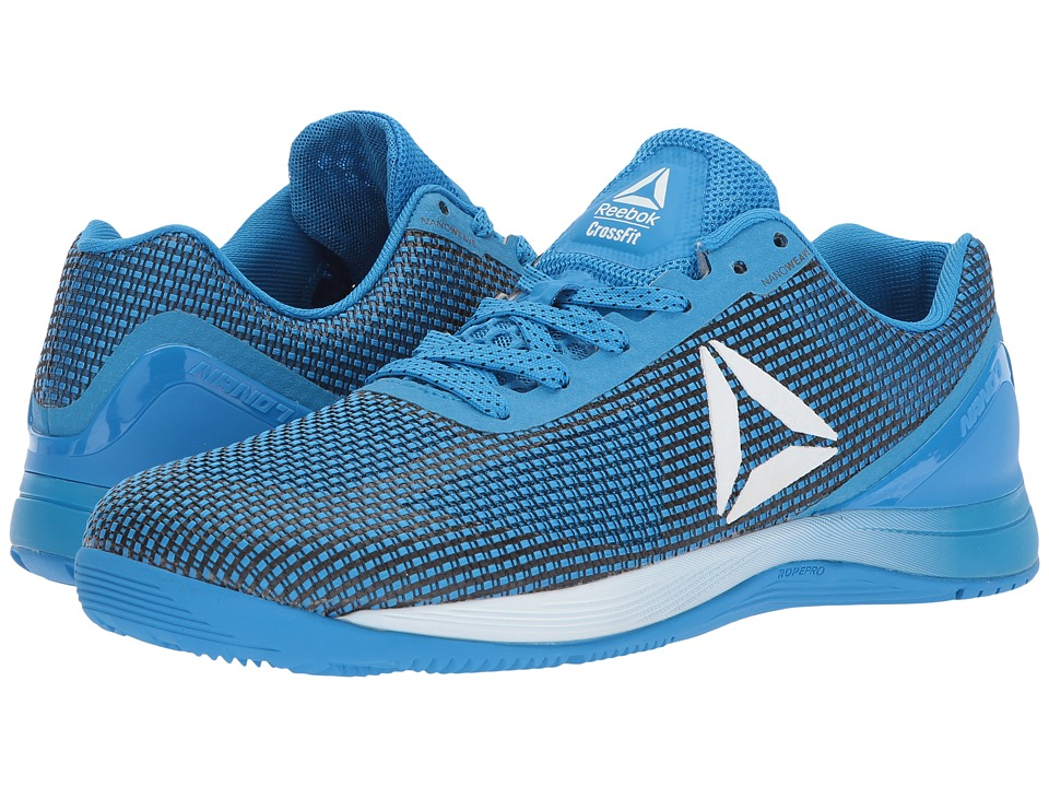 Reebok - Crossfit Nano 7.0 (YAO - Horizon Blue/White) Men's Cross Training Shoes