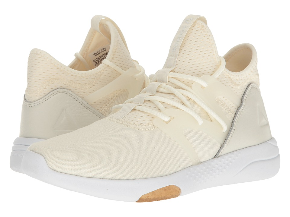 Reebok - Hayasu (Chalk/White/Gum) Women's Shoes