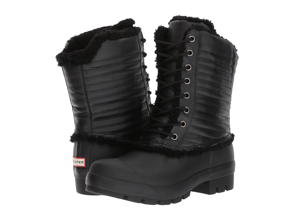 Hunter - Original Patent (Black) Women's Shoes