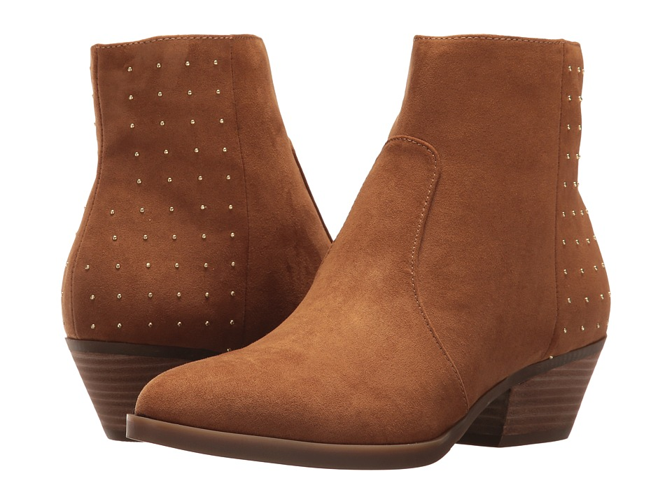 GUESS - Velina (New Light Saddle Suede) Women's Shoes