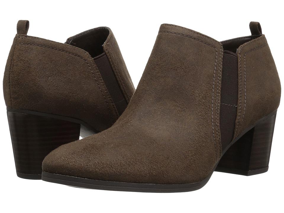 Franco Sarto - Barrett (Dark Brown) Women's Shoes