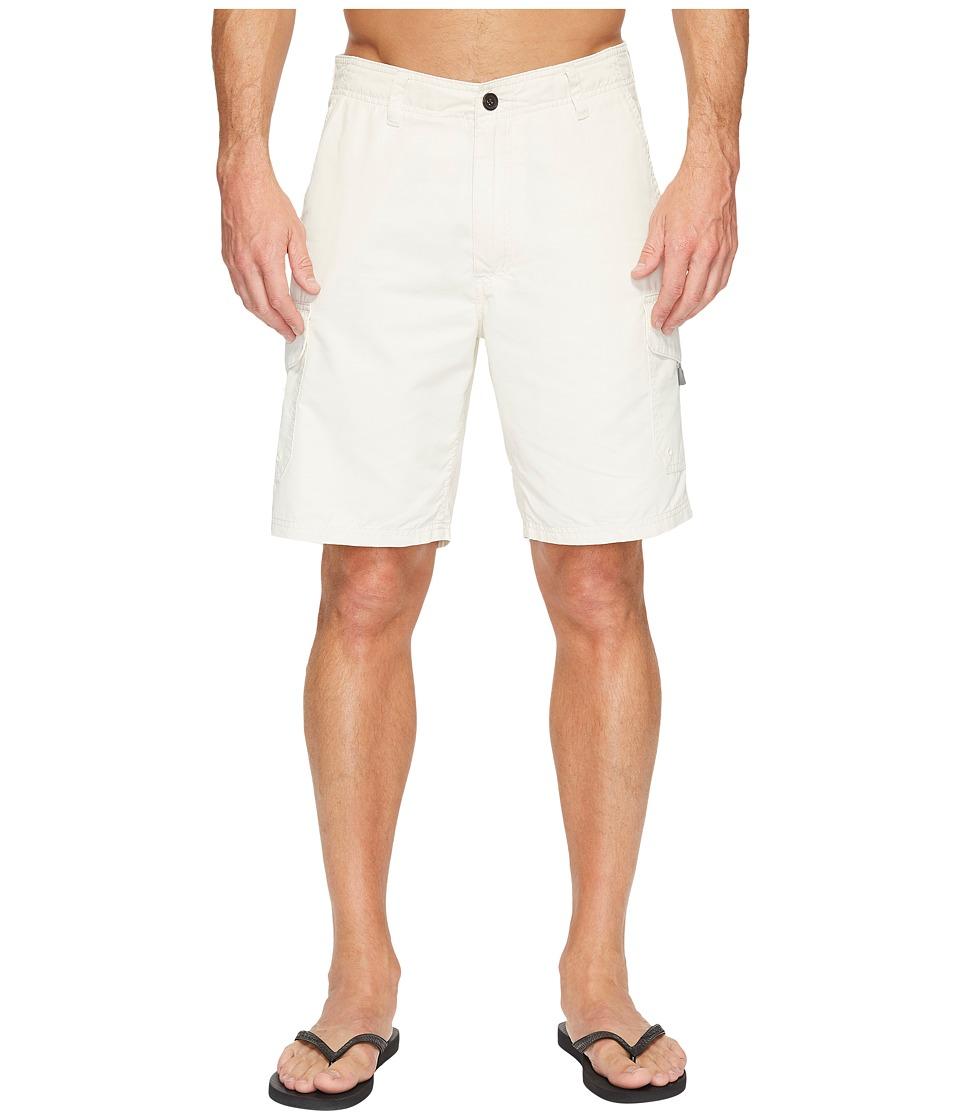 Quiksilver Waterman - Maldive 8 Walkshorts (Pristine) Men's Shorts