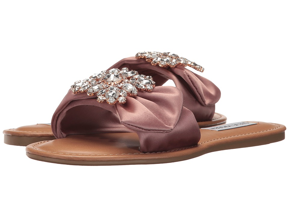 Steve Madden - Adorable (Blush Satin) Women's Sandals
