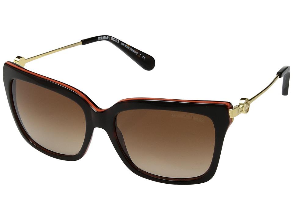 Michael Kors - 0MK6038 (Gold) Fashion Sunglasses