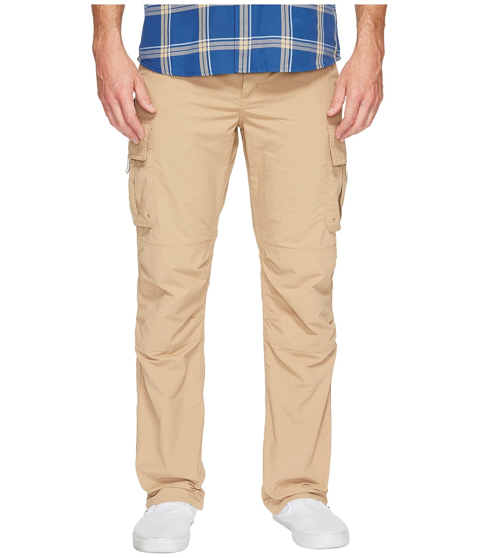 Quiksilver Waterman Skipper Cargo Pants (Khaki) Men