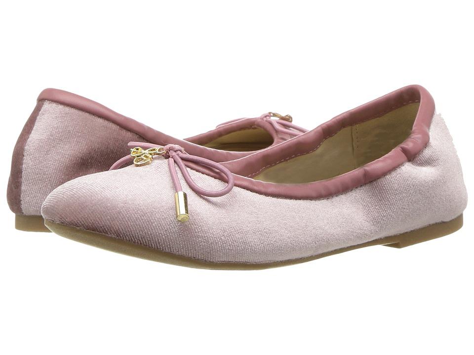 Sam Edelman Kids Felicia Ballet (Little Kid/Big Kid) (Faded Rose) Girls Shoes