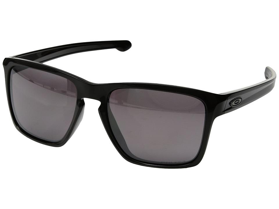 Oakley - (A) Sliver XL (Black/Prizm Polarized) Fashion Sunglasses