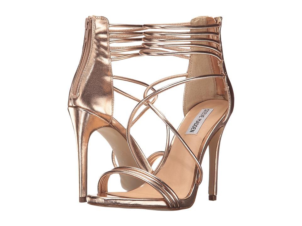 Steve Madden - Ariella (Rose Gold) Women's Shoes