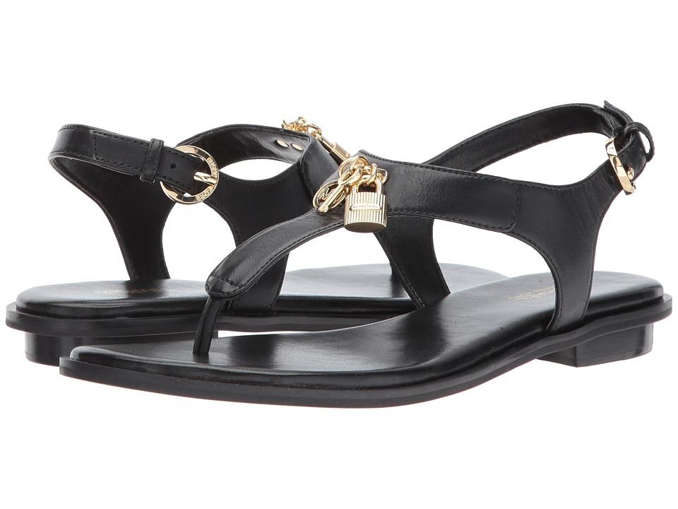 MICHAEL Michael Kors - Suki Sandal (Black) Women's Sandals