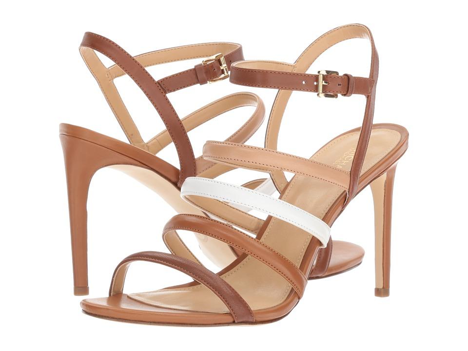 MICHAEL Michael Kors Nantucket Sandal (Luggage/Toffee) Women