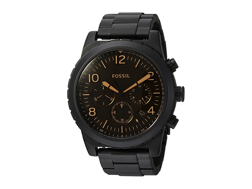 Fossil - CH3070 (Black) Watches
