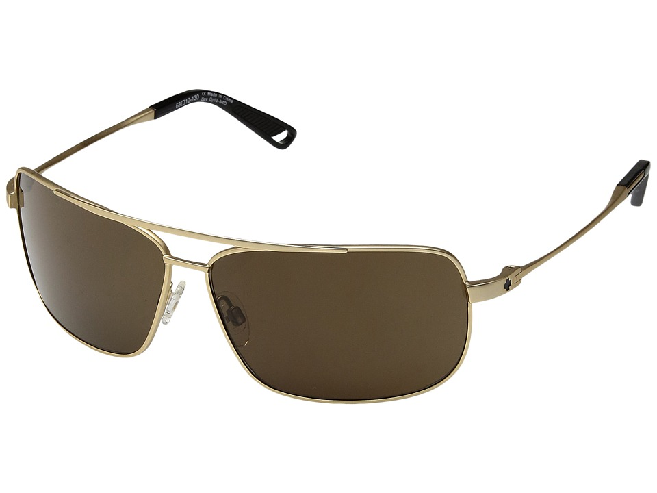 Spy Optic - Leo (Brass Bronze) Sport Sunglasses