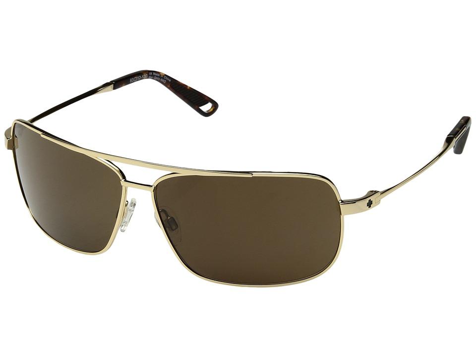 Spy Optic - Leo (Gold Bronze) Sport Sunglasses