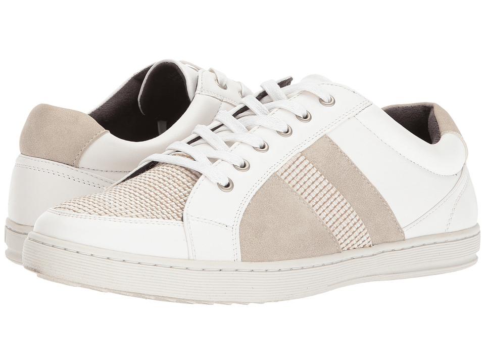 Kenneth Cole Unlisted Plott Sneaker (White) Men