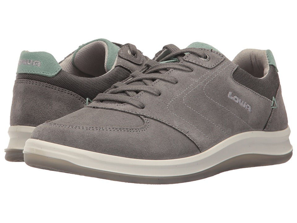 Lowa - Firenze Lo (Grey/Jade) Women's Shoes