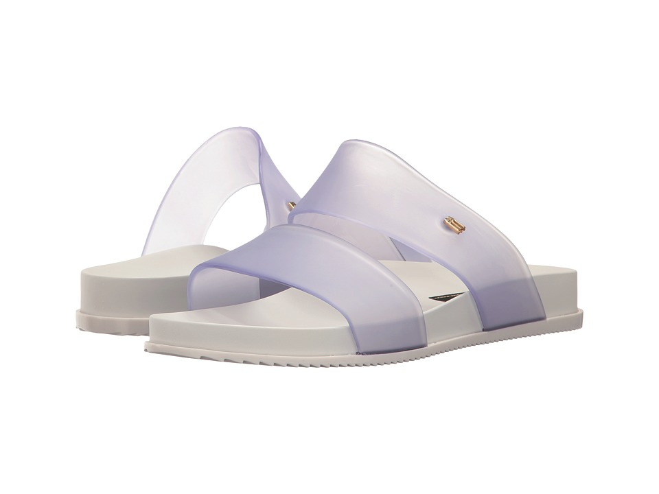 Melissa Shoes - Cosmic (Clear White) Women's Sandals