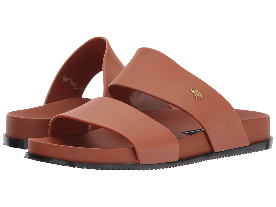 Melissa Shoes - Cosmic (Brown/Black) Women's Sandals