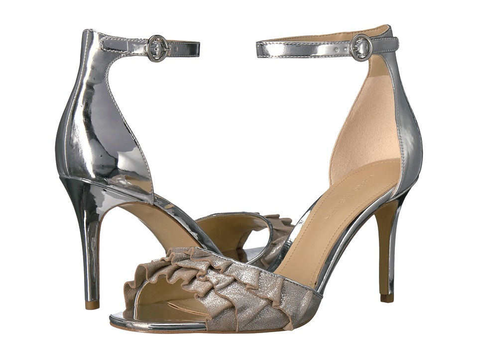 Marc Fisher - Balia (Silver Leather) High Heels