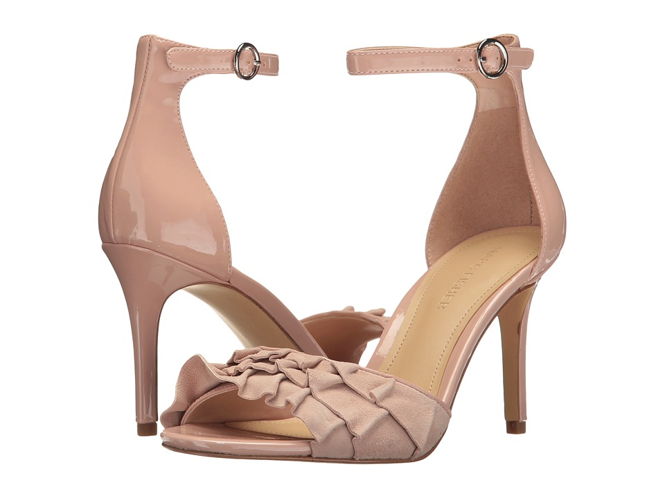 Marc Fisher - Balia (Blush Leather) High Heels