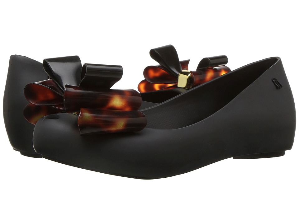 Melissa Shoes - Ultragirl Sweet XII (Black/Tortoise) Women's Shoes