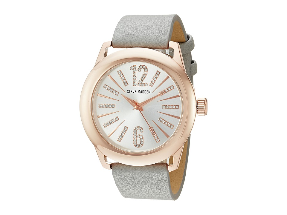 Steve Madden - SMW090Q-GY (Grey) Watches