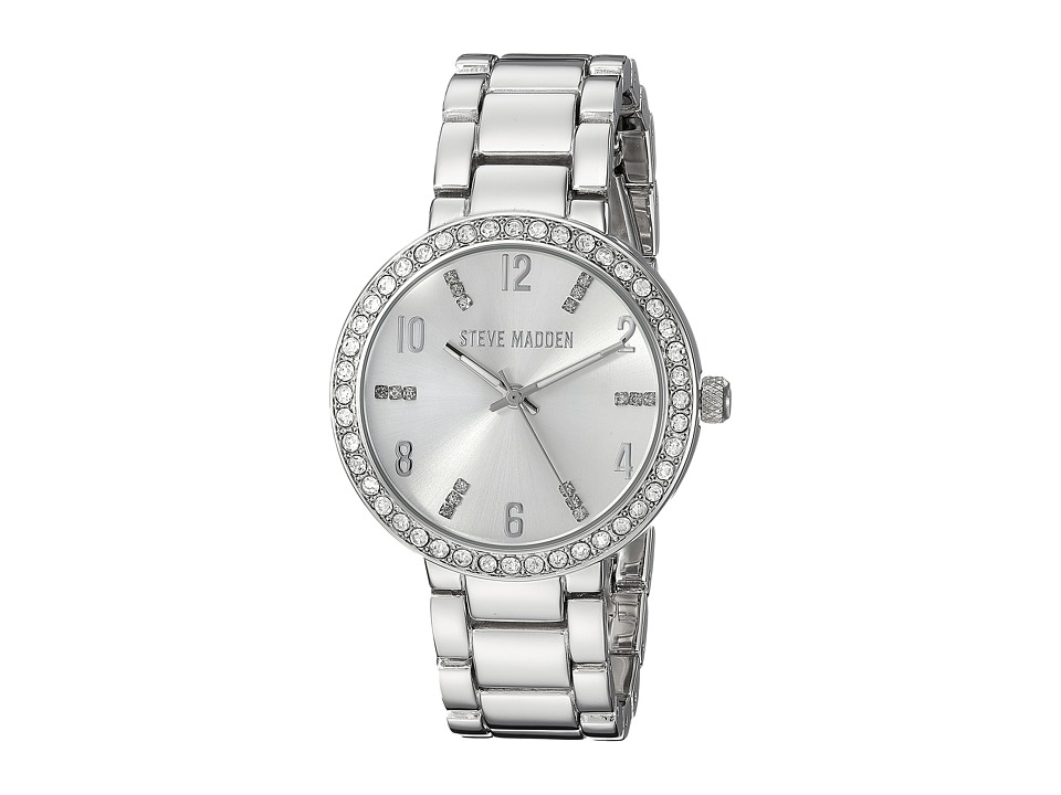 Steve Madden - SMW080 (Silver) Watches