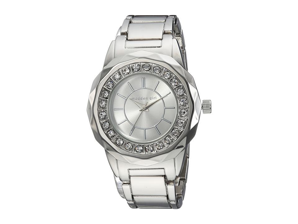 Steve Madden - Madden Girl SMGW018 (Steel) Watches