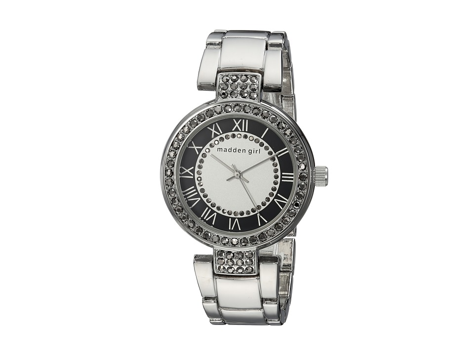 Steve Madden - Madden Girl SMGW020 (Silver) Watches