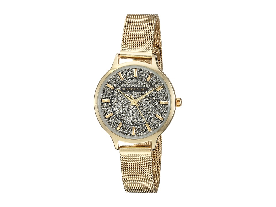 Steve Madden - Madden Girl SMGW019G (Gold) Watches