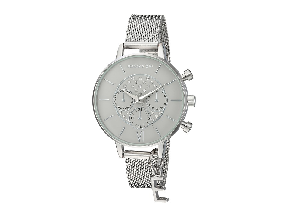 Steve Madden - Madden Girl SMGW023 (Steel) Watches