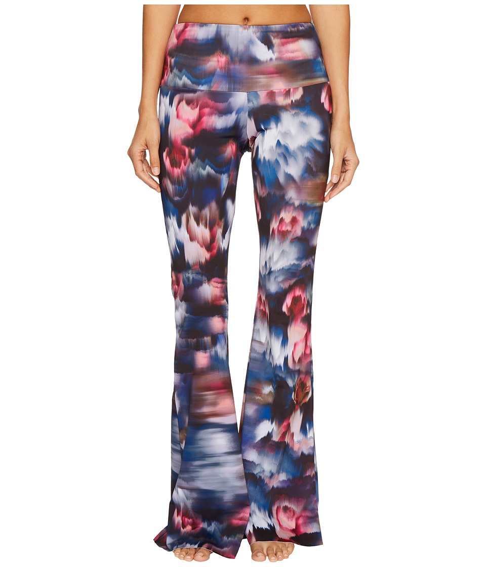 Onzie - Bell Pants (Fast Flower) Women's Casual Pants