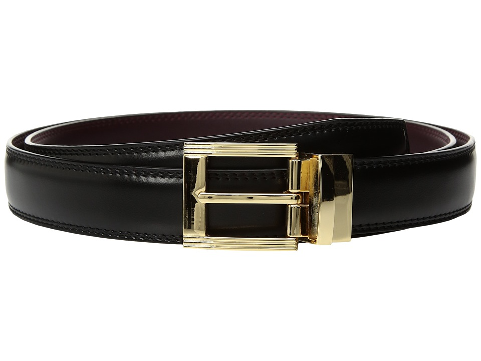 Florsheim - Reversible Belt (Brown/Black) Men's Belts
