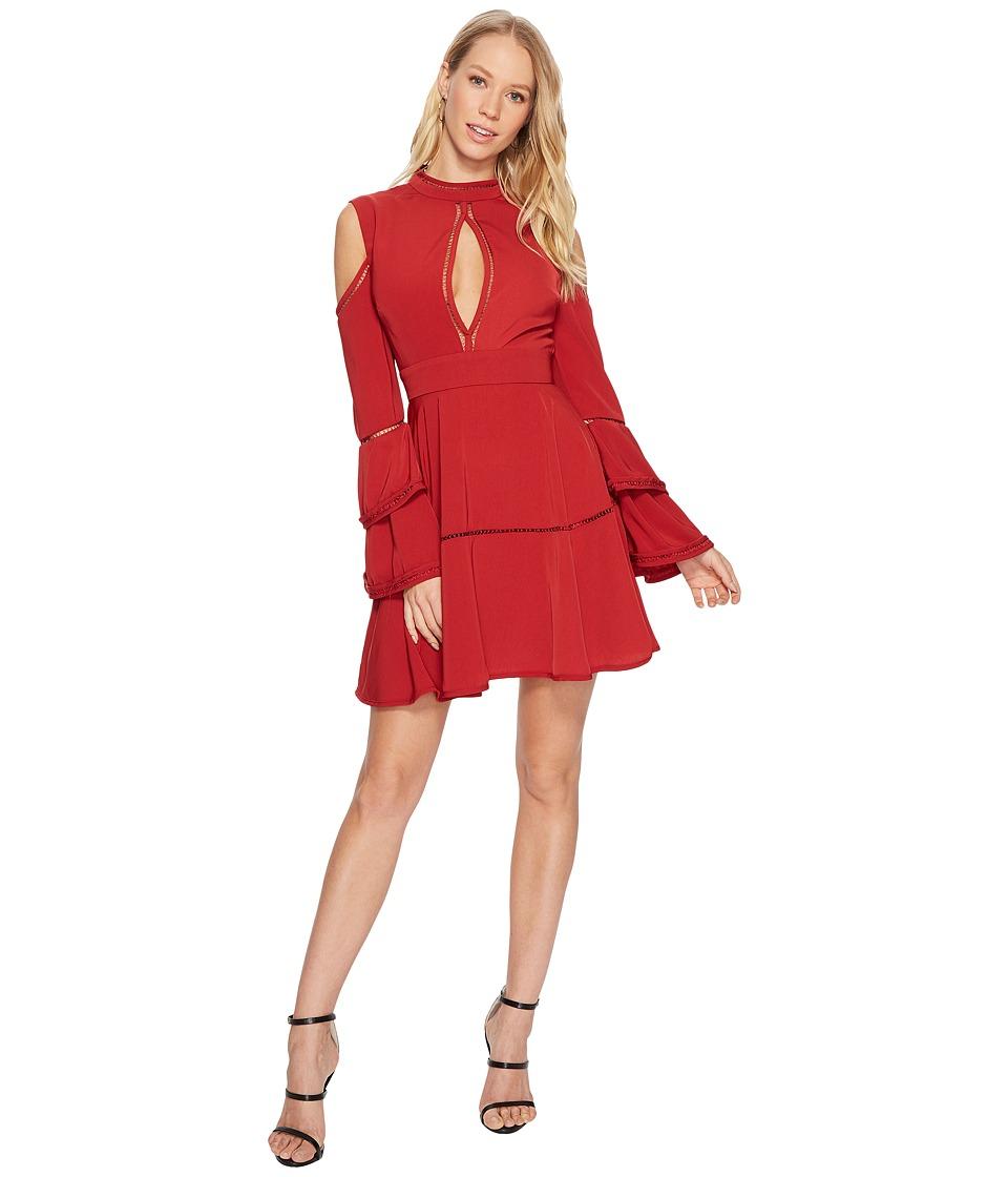 KEEPSAKE THE LABEL Heart Beat Dress (Red) Women