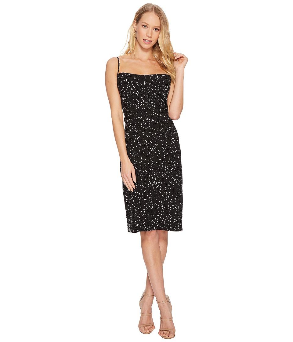 KEEPSAKE THE LABEL Embrace Me Dress (Black/White Spot) Women