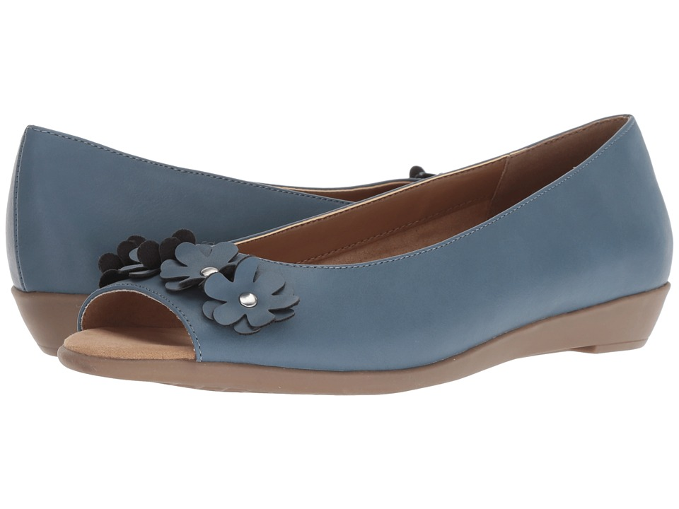 A2 by Aerosoles At Long Last (Chambray Blue Combo) Women