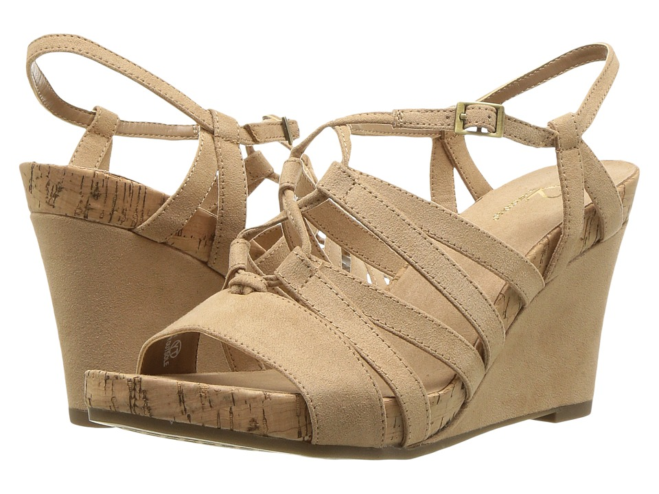 A2 by Aerosoles Poppy Plush (Light Tan) Women