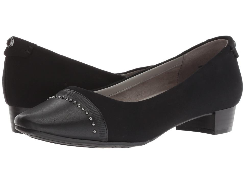 A2 by Aerosoles Make Way (Black Combo) Women